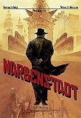 Berlinoir 3: Narbenstadt - Das Cover