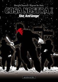 Cosa Nostra 1: Die Anfänge - Das Cover