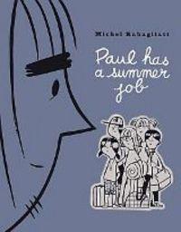Pauls Ferienjob - Das Cover