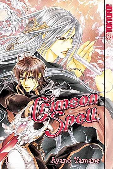 Crimson Spell 1 - Das Cover