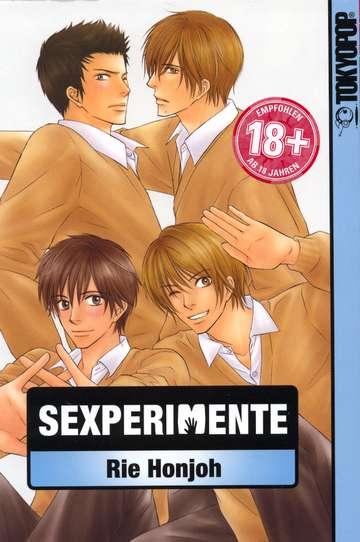 Sexperimente 1 - Das Cover