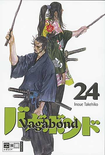 Vagabond 24 - Das Cover