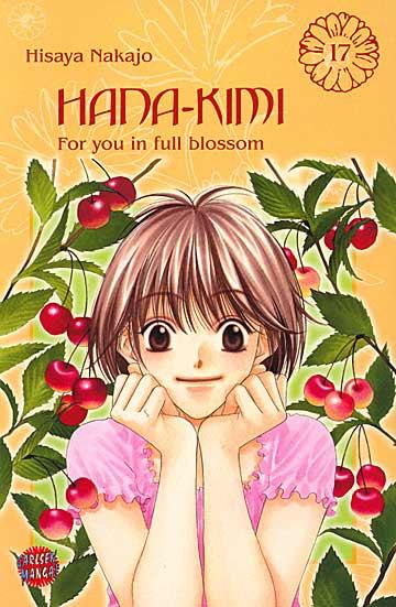 Hana-Kimi 17 - Das Cover