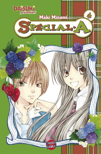Special A 4 - Das Cover