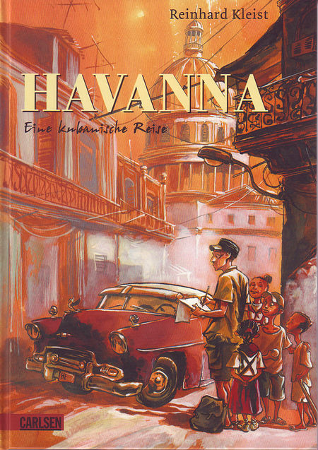 Havanna - Das Cover