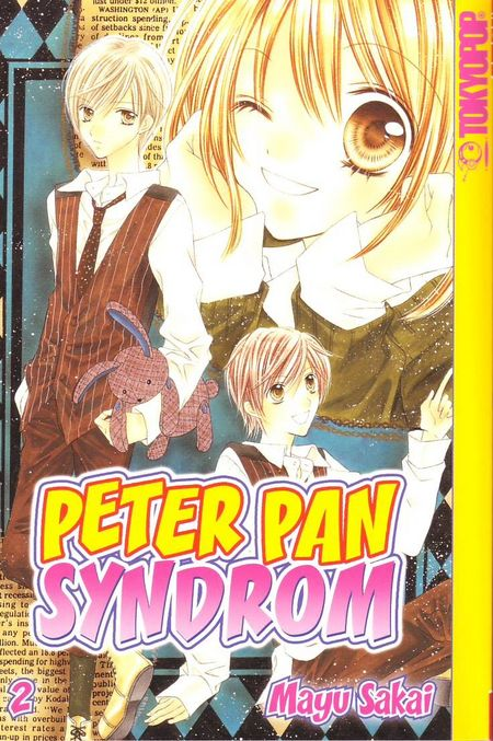 Peter Pan Syndrom 2 - Das Cover