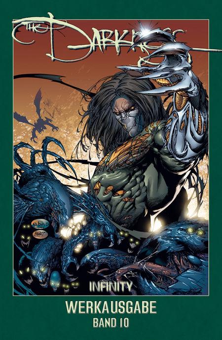 The Darkness - Werkausgabe 10 - Das Cover