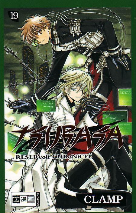 Tsubasa 19 - Das Cover