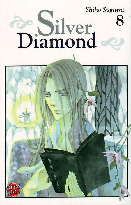Silver Diamond 8 - Das Cover