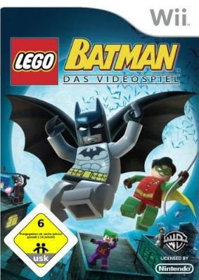 Lego Batman - Der Packshot