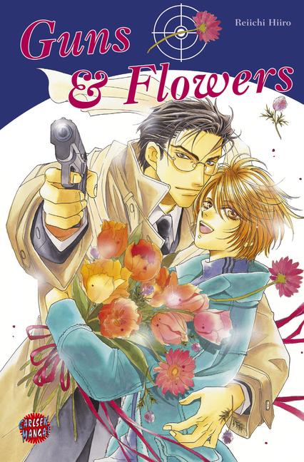 Guns & Flowers - Das Cover