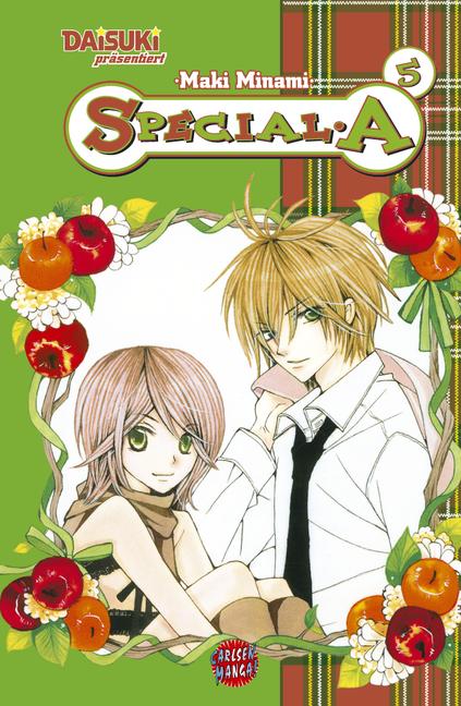 Special A 5 - Das Cover