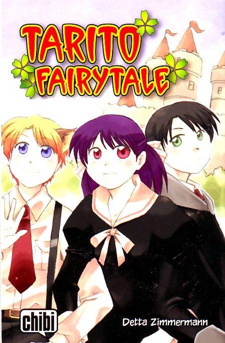 Tarito Fairytale - Das Cover