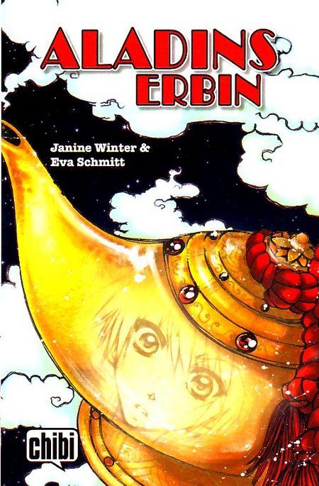 Aladins Erbin - Das Cover