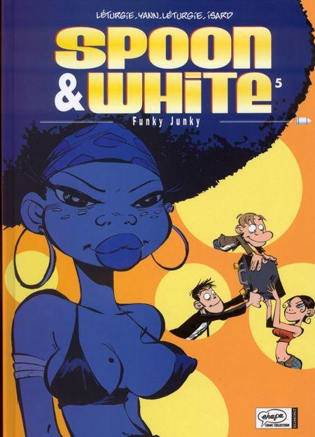 Spoon & White 5 - Das Cover