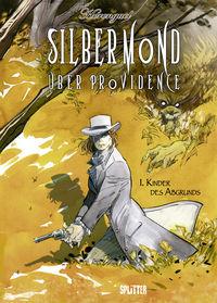 Silbermond über Providence 1: Kinder des Abgrunds - Das Cover