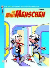 Die Minimenschen Maxiausgabe 1 - Das Cover