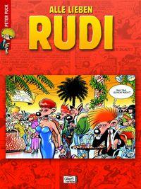 Rudi 1: Alle lieben RUDI - Das Cover