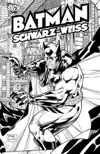 Batman: Schwarz-Weiss Collection 2 - Das Cover