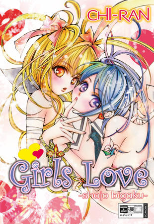 Girls Love - shojo bigaku - Das Cover
