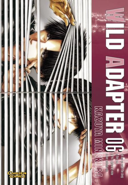 Wild Adapter 6 - Das Cover