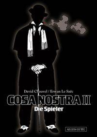 Cosa Nostra 2: Die Spieler - Das Cover