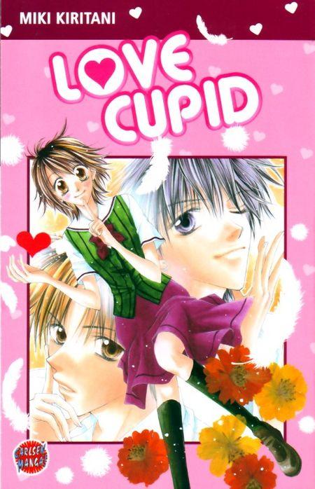 Love Cupid - Das Cover