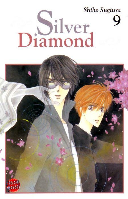 Silver Diamond 9 - Das Cover