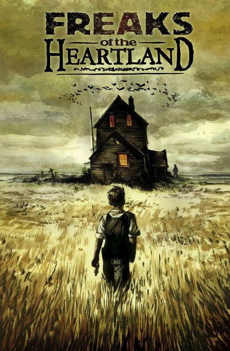 Freaks Of The Heartland - Das Cover
