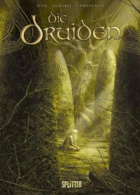 Die Druiden 3: Die Lanze des Lug - Das Cover