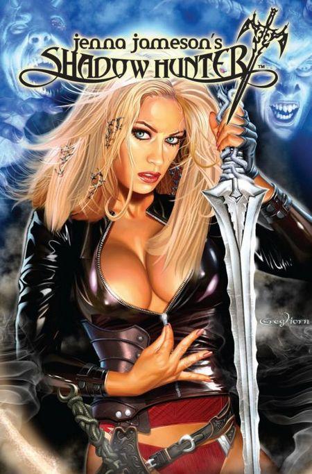 Jenna Jameson´s Shadow Hunter 1 - Das Cover