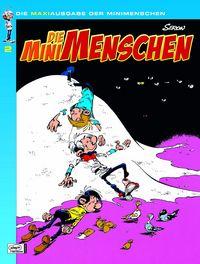 Die Minimenschen Maxiausgabe 2 - Das Cover