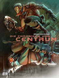 Die Chroniken von Centrum - Das Cover