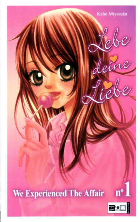 Lebe deine Liebe - We experienced the affair 1 - Das Cover