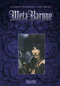 Die Kaste der Meta-Barone 3: Eisenhaupt & Doña Vicenta - Das Cover