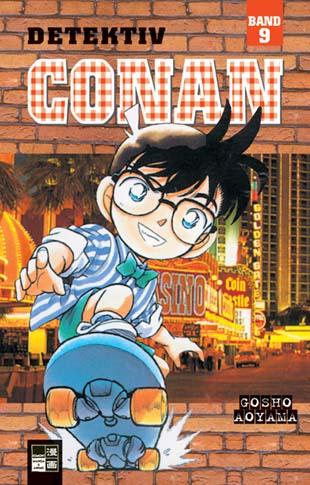 Detektiv Conan 9 - Das Cover