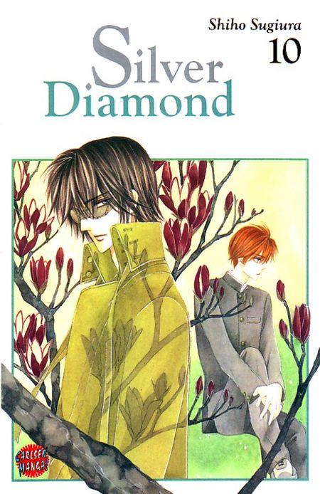 Silver Diamond 10 - Das Cover