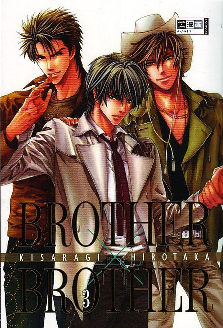 Brother x Brother  3 - Das Cover