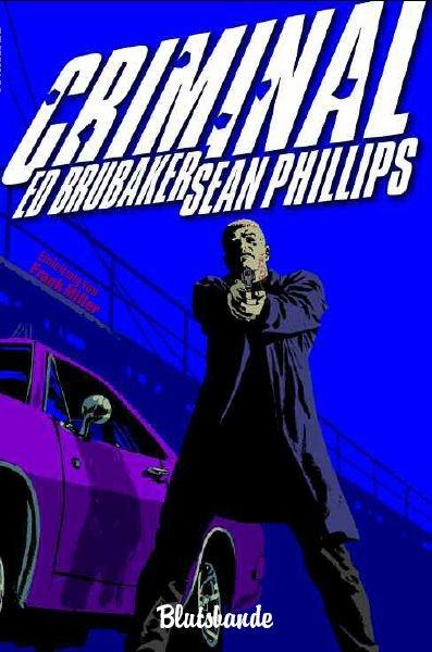 Criminal 2: Blutsbande - Das Cover