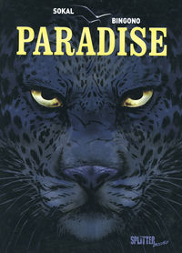 Paradise - Das Cover