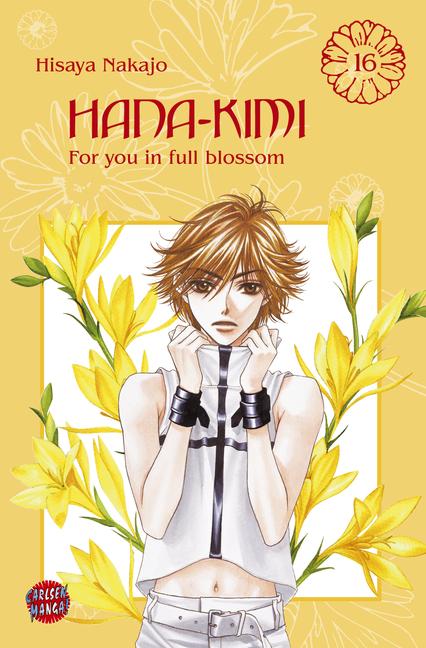 Hana-Kimi 16 - Das Cover