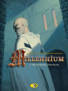 Millennium 2: Die Schädel der Engel - Das Cover