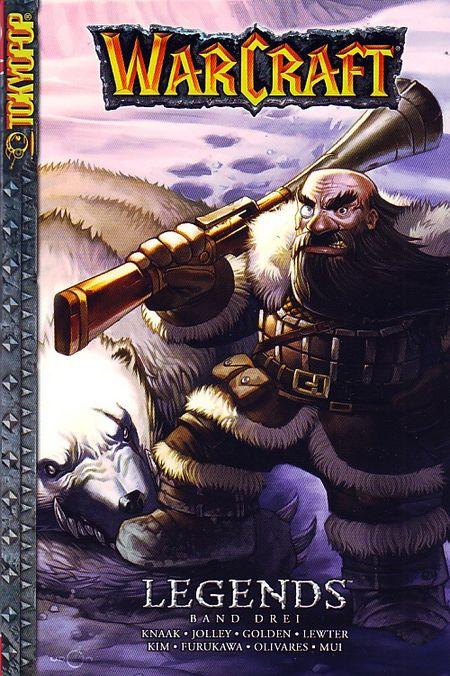 Warcraft Legends 3 - Das Cover