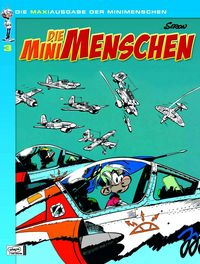 Die Minimenschen Maxiausgabe 3 - Das Cover