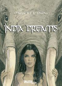 Indian Dreams - Das Cover