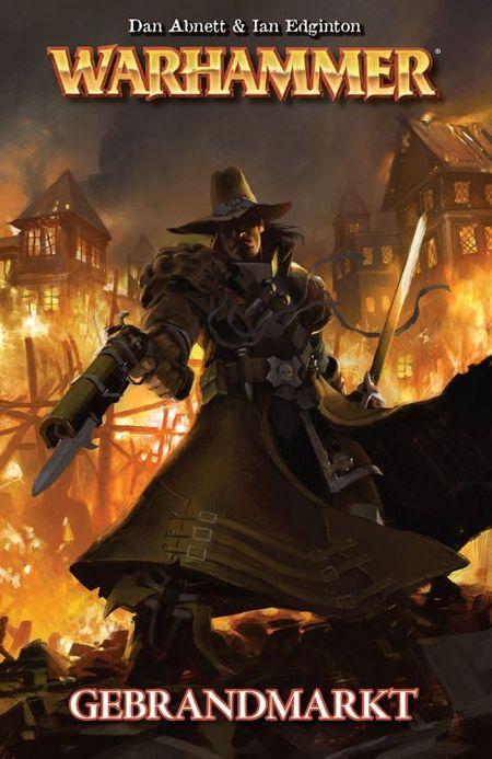 Warhammer 2: Gebrandmarkt - Das Cover