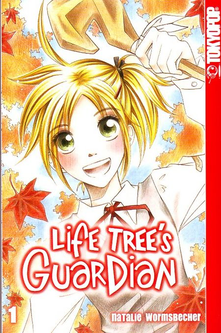 Life Tree's Guardian 1 - Das Cover