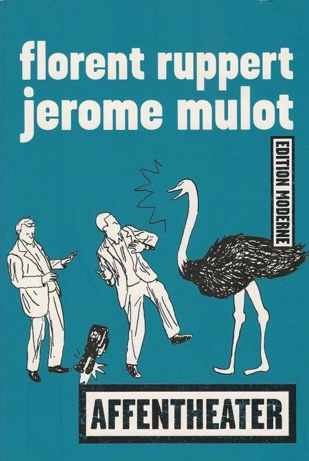 Affentheater - Das Cover