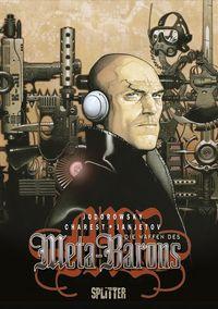 Die Waffen des Meta-Barons - Das Cover