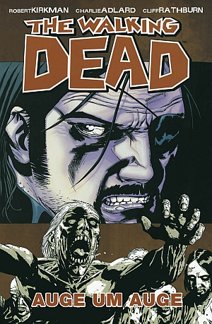 The Walking Dead 8: Auge um Auge - Das Cover